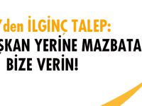AKP'den İlginç Talep: Seçilen Başkan Yerine Mazbatayı Bize Verin!