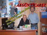 Türkiye ' de Bir İlki Akçakale ' de Akgün Ticaret Yaptı