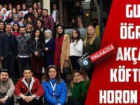 Gurbetçi Öğrenciler Akçaabat'ta Köfte Yiyerek Horon Oynadılar