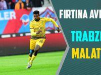 Fırtına Avrupa Aşkına: Trabzonspor 2-1 Yeni Malatyaspor