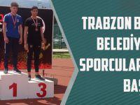 Trabzon Büyükşehir Belediyesporlu Sporculardan Önemli Başarı