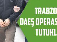 Trabzon'da Adliyeye Çıkartılan 5 Şahıstan 2'si Tutuklandı.