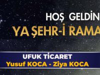Akçaabatlı İş Adamı Yusuf Koca'dan Ramazan Ayı Mesajı