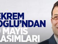 Ekrem İmamoğlu'ndan 19 Mayıs Paylaşımları