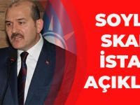 Soylu'dan Skandal İstanbul Açıklaması
