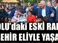 Anadolu'daki Eski Ramazan Gelenekleri Büyükşehir Eliyle Yaşatılıyor