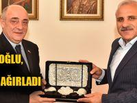 Başkan Zorluoğlu, Başkonsolos Mikatsadze'yi Ağırladı