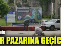 Trabzon Büyükşehirden Kadınlar Pazarına Geçici Çözüm