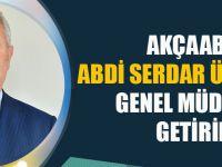 Vakıfbank Genel Müdürlüğüne Akçaabatlı Üstünsalih Getirildi