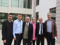 'Anneler Günü' Dolayısıyla Trabzon Huzurevi'ni Ziyaret Ettiler