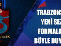 Trabzonspor Yeni Sezon Formalarını Böyle Duyurdu