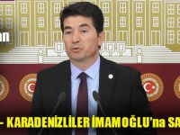CHP'li Ahmet Kaya'dan Bakana, İmamoğlu Tepkisi