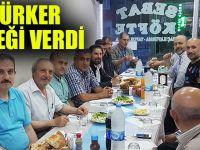 Akçaabat Türkerler Demir Doğrama, İftar Yemeğinde Buluşturdu!