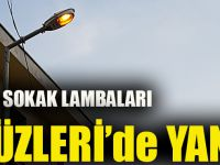 Akçaabat'ta Sokak Lambaları Gündüzleri De Yanıyor