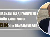 Mustafa Uzun Ramazan Bayramı Münasebetiyle Bir Mesaj Yayınladı.