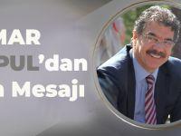Şener Pul Ramazan Bayramı Münasebetiyle Bir Mesaj Yayınladı.