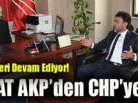 Akçaabat AK Parti'den CHP'ye Bayram Ziyareti