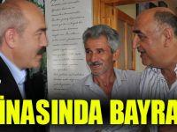 Akçaabat CHP, Parti Binasında Bayramlaştı