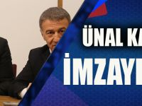 Ünal Karaman, Bordo-Mavili Camiaya İki Yıl Daha Hizmet Edecek.