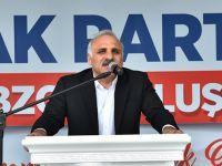 Başkan Zorluoğlu, Bayramın Son Gününde De Hemşehrileriyle Bayramlaştı