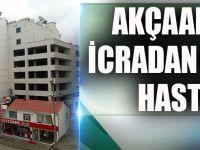 Akçaabat'ta İcradan Satılık Hastane