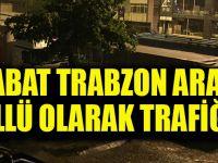 Akçaabat Trabzon Arası Yol Trafiğe Açıldı!