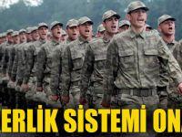 Yeni Askerlik Sistemi Onaylandı!