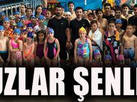 Büyükşehir Belediyespor Yaz Yüzme Okuluna Yoğun İlgi
