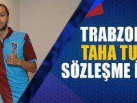 Trabzonspor Taha Tunç İle Anlaşma Sağladı.