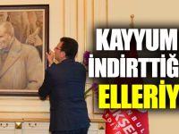 Ve Atatürk Tablosu Hak Ettiği Yerde!