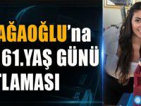 Ahmet Ağaoğlu'na Sürpriz 61. Yaş Günü Kutlaması