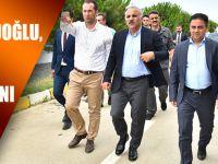 Başkan Zorluoğlu, Akçaabat Ve Sürmene'deki Halk Plajlarını İnceledi