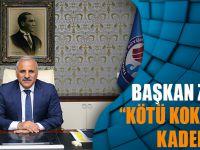 """Başkan Zorluoğlu: """"Kötü Koku Beşirli'nin Kaderi Değil"""""""