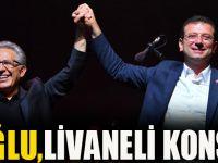 İmamoğlu, Livaneli Konserinde