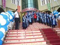 Özel Alparslan Koleji 12.Dönem Mezunlarını Verdi