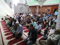 Akçaabat'ta Vatandaşlar, Camilere Akın Etti