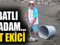 Akçaabatlı Örnek Adam...Mehmet Ekici