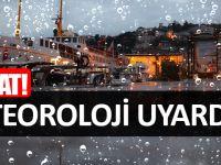 Trabzon Ve Doğu Karadeniz'e Yağış Uyarısı