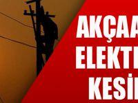 Akçaabat'ta Elektrik Kesintileri Yaşanacak!