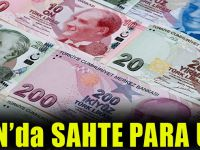 Trabzon'da Sahte Para Uyarısı!