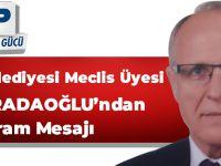 Baki Moradaoğlu Kurban Bayramı Mesajı Yayınladı