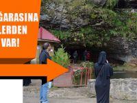 Yerli Turistten Çok Yabancı Turistlerin İlgi Odağı Oluyor