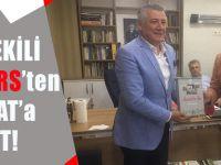 İYİ Parti Trabzon Milletvekili Hüseyin Örs, Akçaabat'ta Çeşitli  Ziyaretlerde Bulundu!