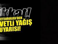 Trabzon Ve  O İllere Yağış Uyarısı!