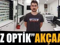 """Akçaabat'ın Güvenilir Gözlük Mağazası """" Yılmaz Optik """""""