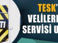 TESK'ten Velilere Okul Servisi Uyarısı!