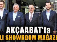 Akçaabat'ta Beş Yıldızlı Showroom Mağazası Açıldı!