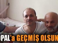 Akçaabatlı CHP'liler Sezgin Topal'ı Yalnız Bırakmadılar…