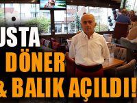 Şenol Usta Beşler Döner Köfte & Balık Açıldı!