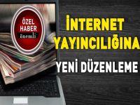 İnternet Haber Siteleri De Basın Kanunu Kapsamına Alınıyor.